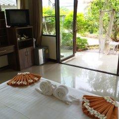 Отель Long Beach Chalet Таиланд, Ланта - отзывы, цены и фото номеров - забронировать отель Long Beach Chalet онлайн комната для гостей фото 4