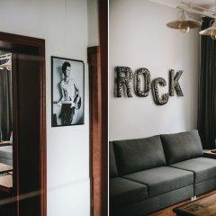 Отель Blue Buddy - Hard Rock комната для гостей фото 2