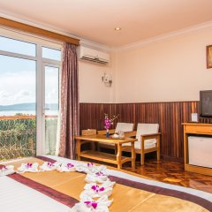 Ayarwaddy River View Hotel удобства в номере фото 2