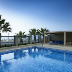 Mitsis La Vita Beach Hotel бассейн фото 3