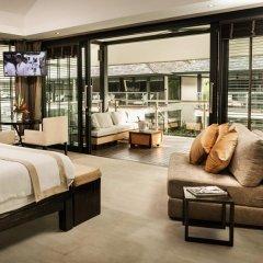 Отель Nikki Beach Resort 5* Люкс с различными типами кроватей фото 45