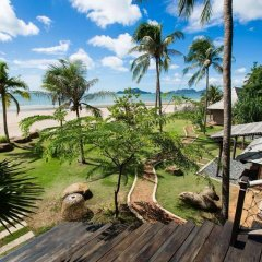 Отель La A Natu Bed & Bakery пляж фото 2