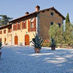 Отель Relais Villa Belvedere парковка