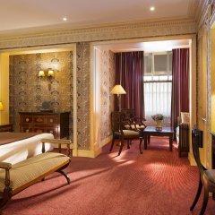 Отель Hôtel Des Grands Hommes интерьер отеля