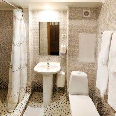 Отель Лайт Нагорная Москва ванная фото 3