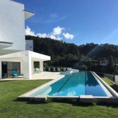 Отель Villa Infinity Dream Фааа бассейн фото 3