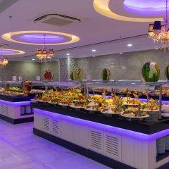 Отель Holiday Park Resort Окурджалар питание фото 2