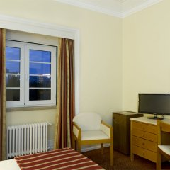 Отель MIRAPARQUE Лиссабон удобства в номере фото 2