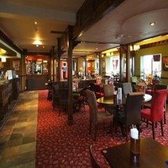 Отель Premier Inn Leicester South - Oadby гостиничный бар