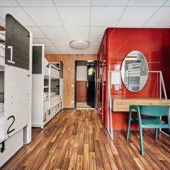 Отель Generator Stockholm Стокгольм комната для гостей фото 4