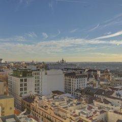 Отель Apartamento Princesa Мадрид балкон