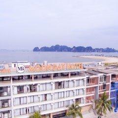 Отель Moon Bay Ha Long пляж