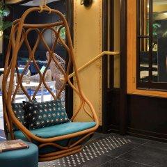 Hotel L'Echiquier Opéra Paris MGallery by Sofitel фитнесс-зал фото 2