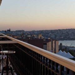 Pera Palace Hotel балкон фото 3