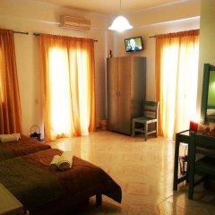 Отель Villa Agas Греция, Остров Санторини - 2 отзыва об отеле, цены и фото номеров - забронировать отель Villa Agas онлайн комната для гостей фото 4