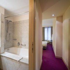 Отель UNA Hotel Tocq Италия, Милан - отзывы, цены и фото номеров - забронировать отель UNA Hotel Tocq онлайн ванная фото 2