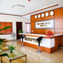 Отель Tuan Chau Marina Hotel Вьетнам, Халонг - отзывы, цены и фото номеров - забронировать отель Tuan Chau Marina Hotel онлайн интерьер отеля фото 3
