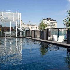 Отель Mercure Paris Boulogne Булонь-Бийанкур бассейн фото 3