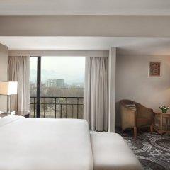 Отель Hyatt Regency Bishkek комната для гостей фото 5
