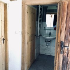 Отель AgroPobitzer Маллес-Веноста ванная фото 2