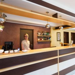 Hotel Rocca al Mare гостиничный бар