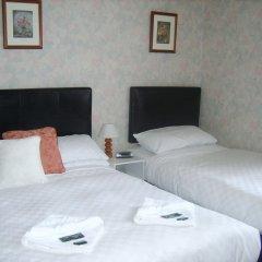 Westbourne Hotel and Spa комната для гостей