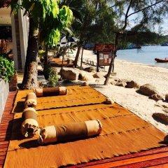 Отель Koh Tao Montra Resort & Spa пляж фото 2