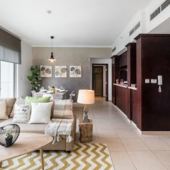 Отель Maison Privee - Burj Residence Дубай интерьер отеля фото 2