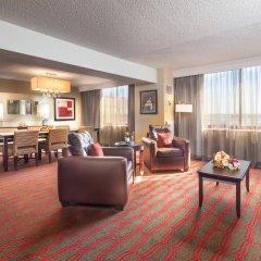 Отель LaGuardia Plaza Hotel США, Нью-Йорк - отзывы, цены и фото номеров - забронировать отель LaGuardia Plaza Hotel онлайн комната для гостей фото 2