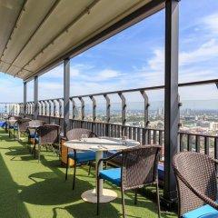Siam@Siam Design Hotel Pattaya Паттайя балкон