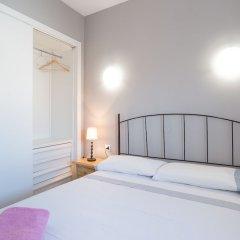 Отель MalagaSuite Beach Relax & Terrace Торремолинос комната для гостей фото 4