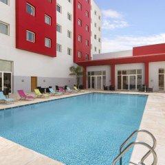 Отель Ramada Encore Tangier Марокко, Танжер - 1 отзыв об отеле, цены и фото номеров - забронировать отель Ramada Encore Tangier онлайн бассейн