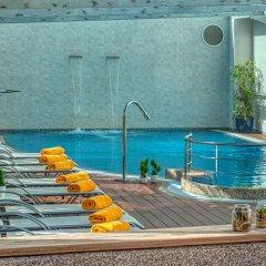 Отель Talaso Louxo-La Toja Эль-Грове бассейн фото 2