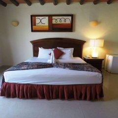 Отель El Campanario Studios & Suites Мексика, Плая-дель-Кармен - отзывы, цены и фото номеров - забронировать отель El Campanario Studios & Suites онлайн комната для гостей фото 3