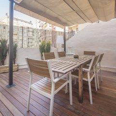 Отель You Stylish Eixample Dreta 10 Испания, Барселона - отзывы, цены и фото номеров - забронировать отель You Stylish Eixample Dreta 10 онлайн балкон