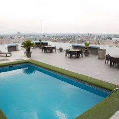 Best Western Plus Gran Hotel Centro Historico бассейн