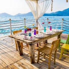 Liberty Hotels Lykia Турция, Олудениз - отзывы, цены и фото номеров - забронировать отель Liberty Hotels Lykia - All Inclusive онлайн балкон