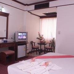 Отель Crystal Hotel Таиланд, Краби - отзывы, цены и фото номеров - забронировать отель Crystal Hotel онлайн удобства в номере