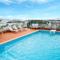 Memory Nha Trang Hotel бассейн