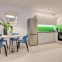 Апартаменты Lion Apartments -Chopina 29 в номере