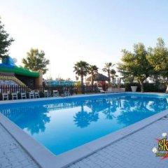 Hotel Mamy Римини бассейн фото 2