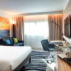 Отель Novotel Paris 14 Porte d'Orléans Франция, Париж - 3 отзыва об отеле, цены и фото номеров - забронировать отель Novotel Paris 14 Porte d'Orléans онлайн комната для гостей