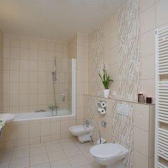 Отель 1. Republic Прага ванная