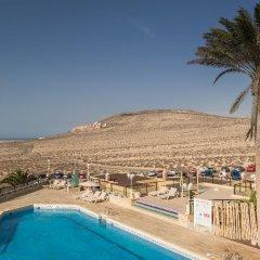 Отель Esmeralda Maris пляж фото 2