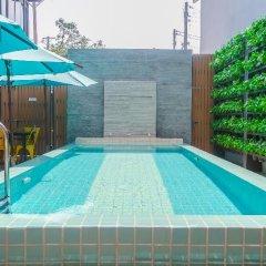 Отель Recenta Express Phuket Town Пхукет бассейн фото 2