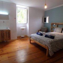 Hub New Lisbon Hostel комната для гостей