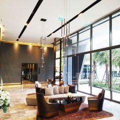 Отель Sukhumvit New Room BTS Bangna Таиланд, Бангкок - отзывы, цены и фото номеров - забронировать отель Sukhumvit New Room BTS Bangna онлайн интерьер отеля