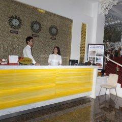 Saga Hotel интерьер отеля фото 3
