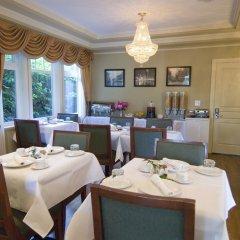 Отель Granville House Bed and Breakfast Канада, Ванкувер - отзывы, цены и фото номеров - забронировать отель Granville House Bed and Breakfast онлайн питание фото 3