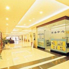 Отель Shanxi Wenyuan Hotel Китай, Сиань - отзывы, цены и фото номеров - забронировать отель Shanxi Wenyuan Hotel онлайн интерьер отеля